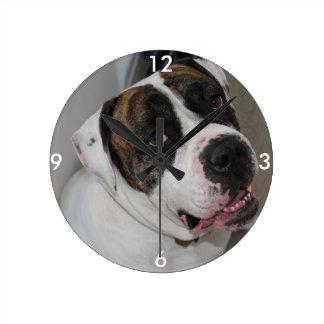Relógio Redondo (Meio) personalizar Relógio Para Parede