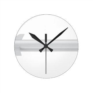 Relógio Redondo Míssil de cruzeiro