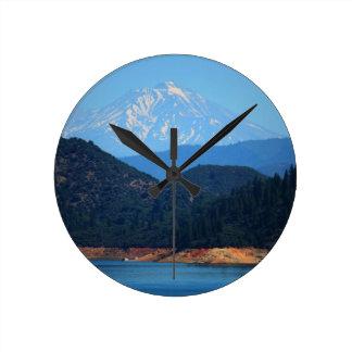 Relógio Redondo Mt Shasta