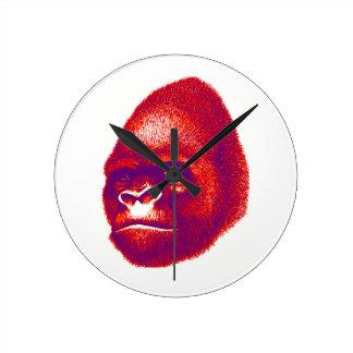 Relógio Redondo No Congo