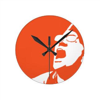 Relógio Redondo O liberal rasga minas de sal