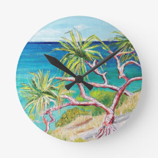 Relógio Redondo Opiniões da ilha de Stradbroke
