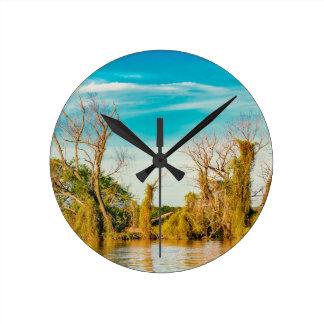 Relógio Redondo Parana River, San Nicolas, Argentina
