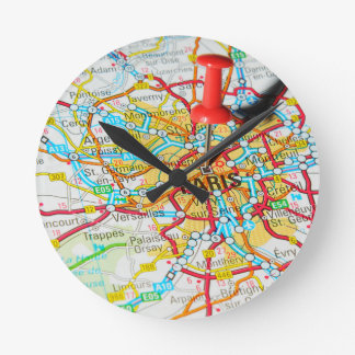 Relógio Redondo Paris, France