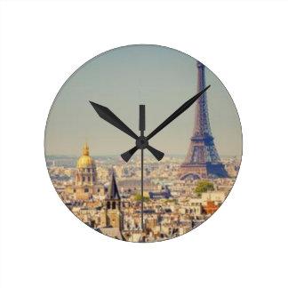 Relógio Redondo paris-in-one-day-sightseeing-tour-in-paris-130592.