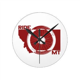 Relógio Redondo Passeio Montana