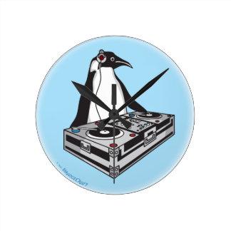 Relógio Redondo penguinX3 [1]