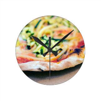 Relógio Redondo Pizza-12