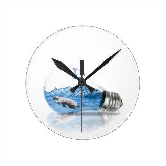 Relógio Redondo Polar