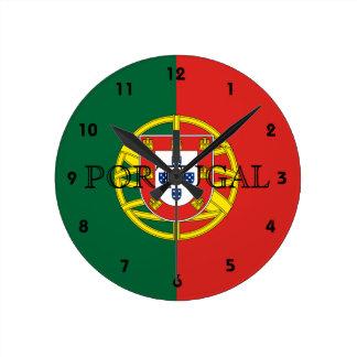 Relógio Redondo Portugal