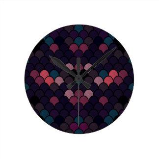 Relógio Redondo sereia X