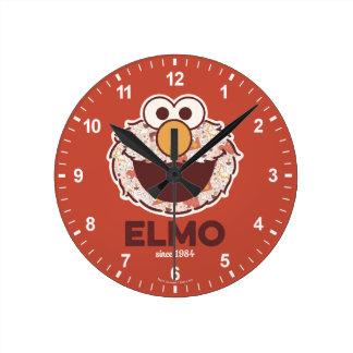 Relógio Redondo Sesame Street | Elmo desde 1984