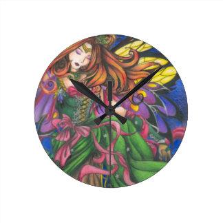 Relógio Redondo Sonhador