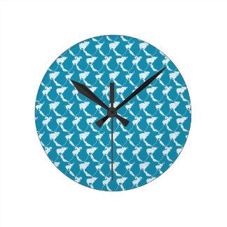 Relógio Redondo Sonho da montanha