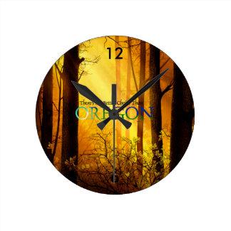 Relógio Redondo T Oregon