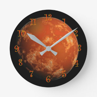 Relógio Redondo Titã