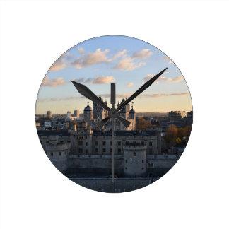 Relógio Redondo Torre de Londres