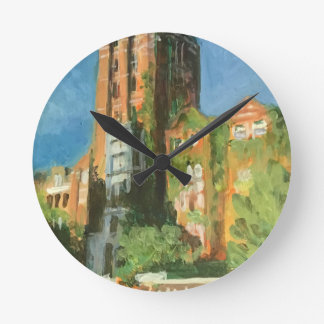 Relógio Redondo união de michigan