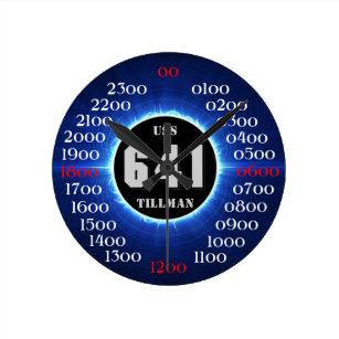 b96325ce5ba Relógios de Parede Batalhas Militares