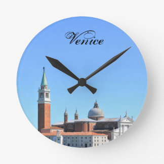 Relógio Redondo Veneza, Italia