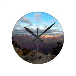 Relógio Redondo Vista panorâmica do Grand Canyon