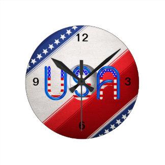 Relógio Redondo Voleibol SUPERIOR nos EUA