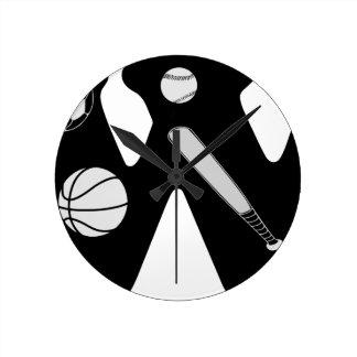Relógio Redondo w inicial