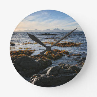 Relógio Redondo Westcoast de Scotland, ilha de Jura