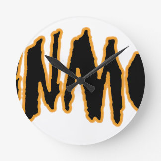 Relógio Redondo YaWNMoWeR LTTRng