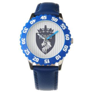 Relógio Rei cristão dos reis Leão