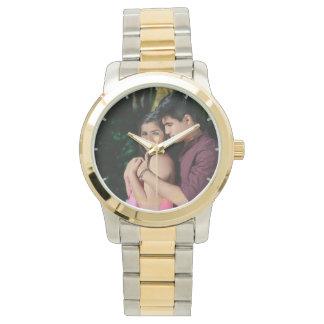 Relógio Renovação do voto do aniversário do casamento do