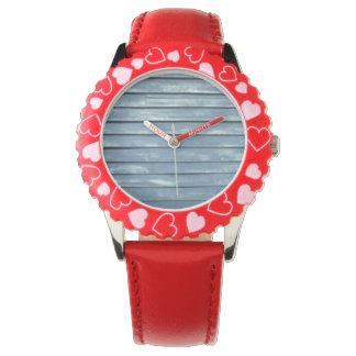 Relógio Ripa azul