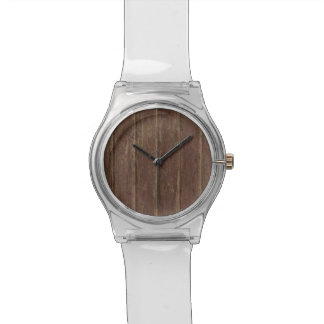 Relógio Ripa de Brown