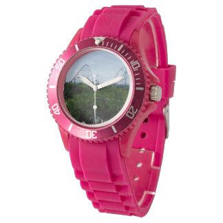 Relógio Rosa de Rollar