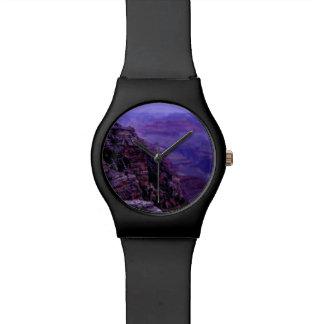 Relógio roxo do Grand Canyon