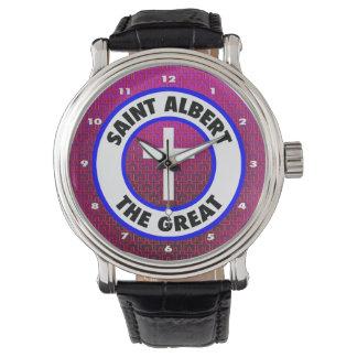 Relógio Santo Albert o excelente