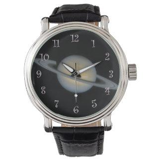 Relógio Saturn
