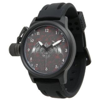 Relógio Senhor Gótico Arte do vampiro