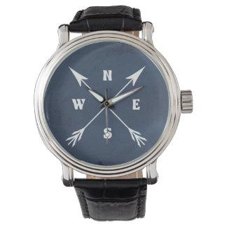 Relógio Setas do compasso