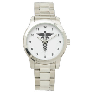 Relógio Símbolo médico