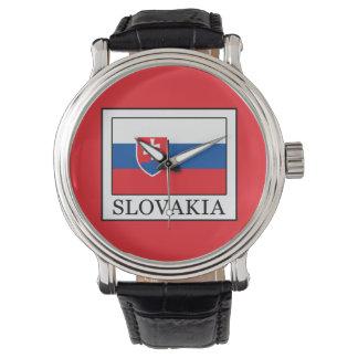 Relógio Slovakia