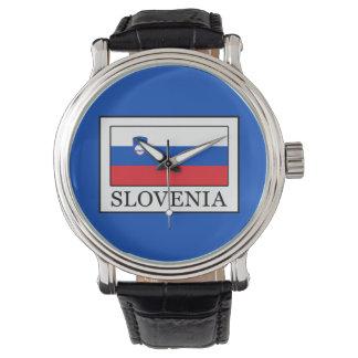 Relógio Slovenia