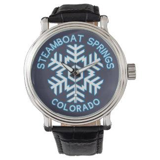 Relógio Steamboat Springs, Colorado
