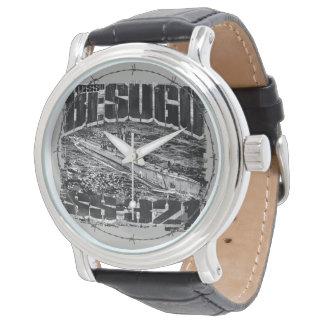 Relógio submarino do eWatch de Besugo
