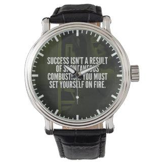 Relógio Sucesso - inspirado