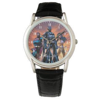 Relógio Superman, Batman, & trindade da mulher maravilha