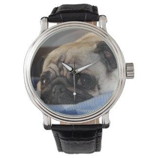 Relógio Surrupias Pug