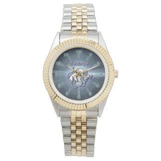 Relógio Taurus do cromo