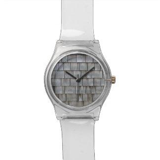 Relógio Telhas cinzentas