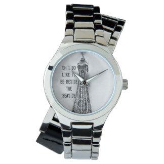 Relógio temático da torre de Blackpool do